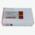 Buy afinitor everolimus tablets